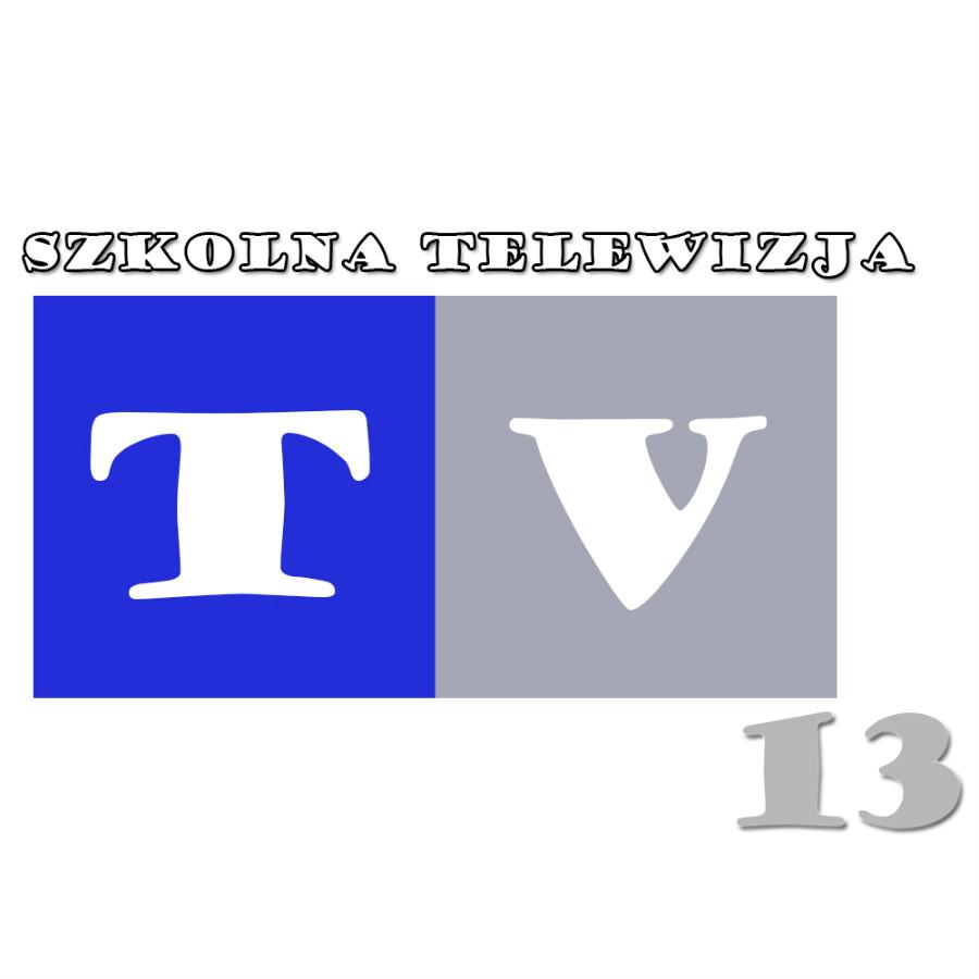 Logo szkolnej telewizji