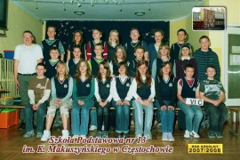 VIC - Absolwenci SP 13 rocznik 2008