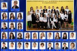 VIA - Absolwenci SP 13 rocznik 2013