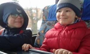 Mikołaj i Aleksander